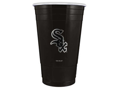 Chicago White Sox 16oz Plastic Double Wall Cup