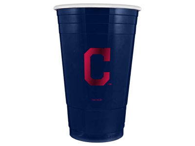 Cleveland Indians 16oz Plastic Double Wall Cup
