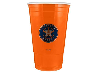 Houston Astros 16oz Plastic Double Wall Cup