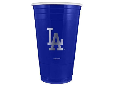 Los Angeles Dodgers 16oz Plastic Double Wall Cup