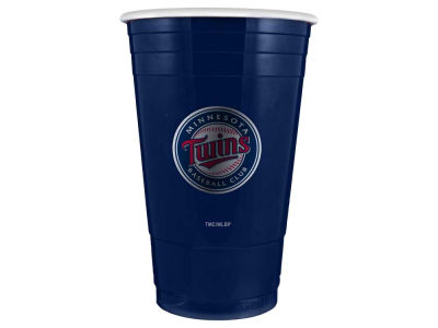 Minnesota Twins 16oz Plastic Double Wall Cup
