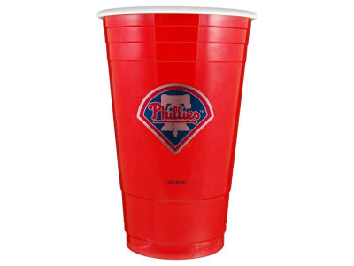 Philadelphia Phillies 16oz Plastic Double Wall Cup