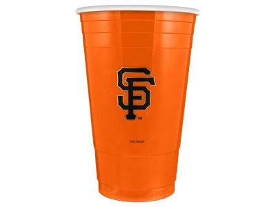 San Francisco Giants 16oz Plastic Double Wall Cup