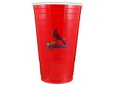 St. Louis Cardinals 16oz Plastic Double Wall Cup
