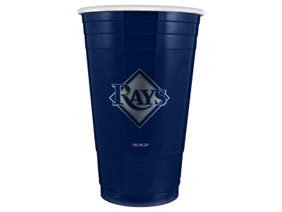 Tampa Bay Rays 16oz Plastic Double Wall Cup