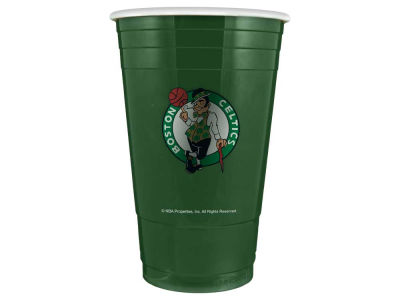 Boston Celtics 16oz Plastic Double Wall Cup