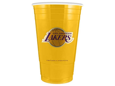 Los Angeles Lakers 16oz Plastic Double Wall Cup