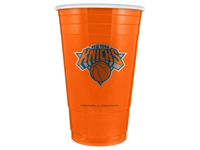 New York Knicks 16oz Plastic Double Wall Cup