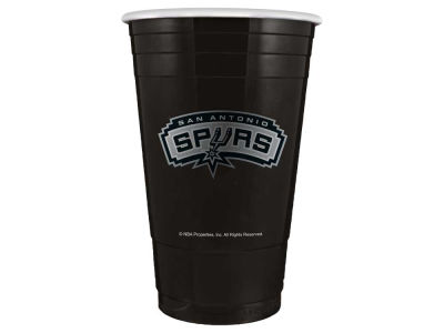 San Antonio Spurs 16oz Plastic Double Wall Cup