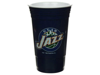 Utah Jazz 16oz Plastic Double Wall Cup