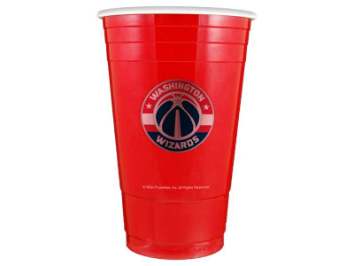 Washington Wizards 16oz Plastic Double Wall Cup