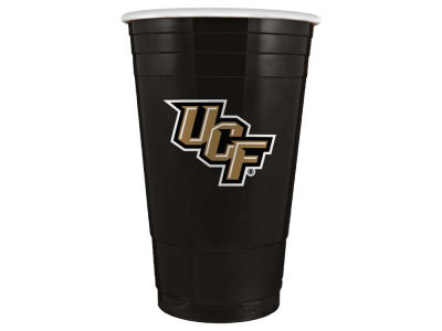 University of Central Florida Knights 16oz Plastic Double Wall Cup
