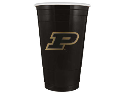 Purdue Boilermakers 16oz Plastic Double Wall Cup