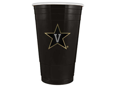 Vanderbilt Commodores 16oz Plastic Double Wall Cup