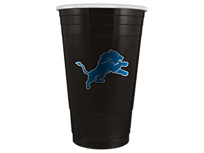 Detroit Lions 16oz Plastic Double Wall Cup