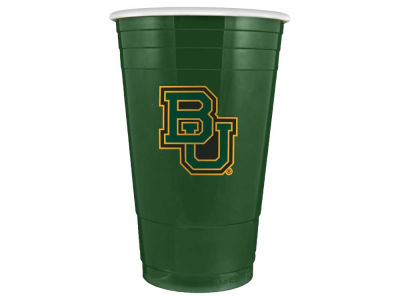 Baylor Bears 16oz Plastic Double Wall Cup