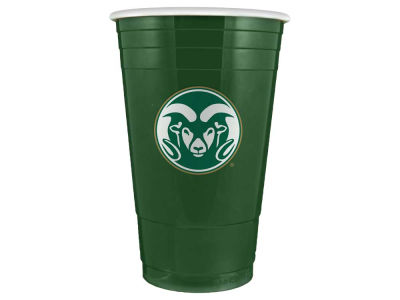 Colorado State Rams 16oz Plastic Double Wall Cup