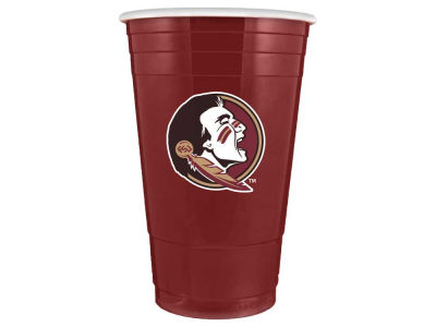 Florida State Seminoles 16oz Plastic Double Wall Cup
