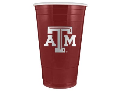 Texas A&M Aggies 16oz Plastic Double Wall Cup