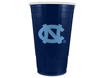 North Carolina Tar Heels 16oz Plastic Double Wall Cup