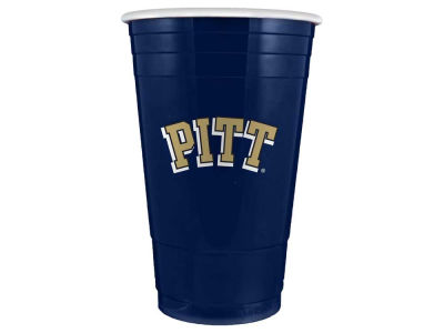 Pittsburgh Panthers 16oz Plastic Double Wall Cup