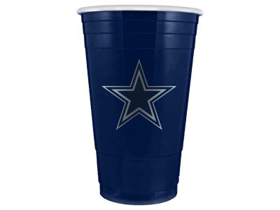 Dallas Cowboys 16oz Plastic Double Wall Cup