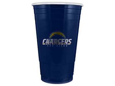 Los Angeles Chargers 16oz Plastic Double Wall Cup