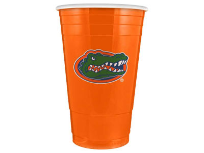 Florida Gators 16oz Plastic Double Wall Cup