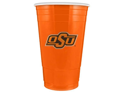 Oklahoma State Cowboys 16oz Plastic Double Wall Cup