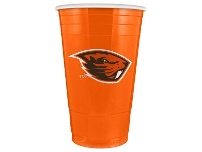 Oregon State Beavers 16oz Plastic Double Wall Cup
