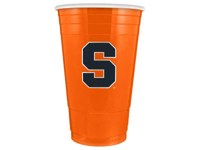 Syracuse Orange 16oz Plastic Double Wall Cup