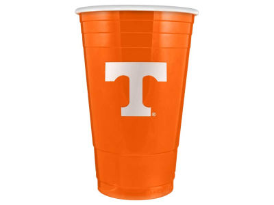 Tennessee Volunteers 16oz Plastic Double Wall Cup