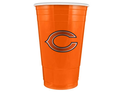 Chicago Bears 16oz Plastic Double Wall Cup