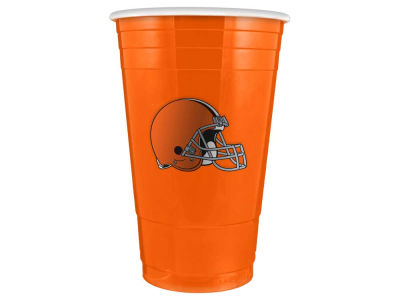Cleveland Browns 16oz Plastic Double Wall Cup