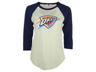 Oklahoma City Thunder NBA Women's Travel Raglan T-Shirt