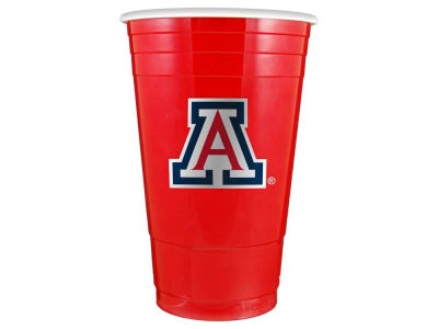 Arizona Wildcats 16oz Plastic Double Wall Cup