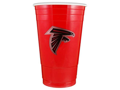 Atlanta Falcons 16oz Plastic Double Wall Cup