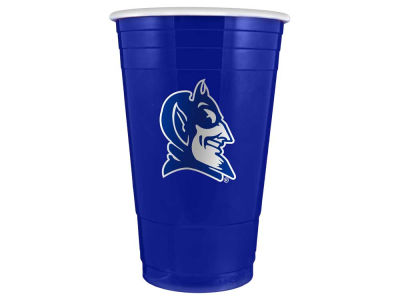 Duke Blue Devils 16oz Plastic Double Wall Cup