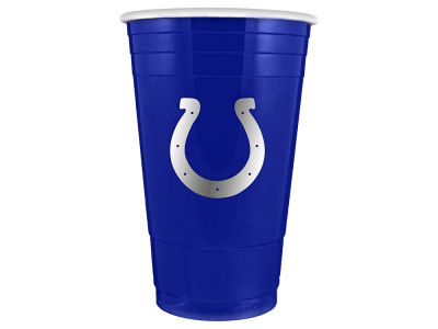 Indianapolis Colts 16oz Plastic Double Wall Cup