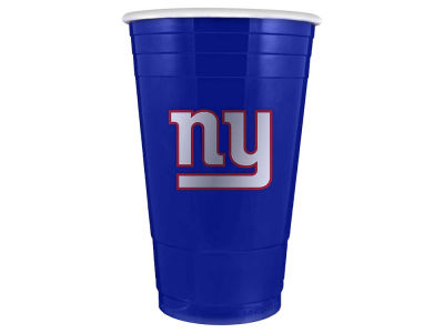 New York Giants Memory Company 16oz Plastic Double Wall Cup
