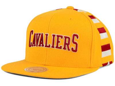 Cleveland Cavaliers Mitchell and Ness NBA Hardwood Classic Night Snapback Hat