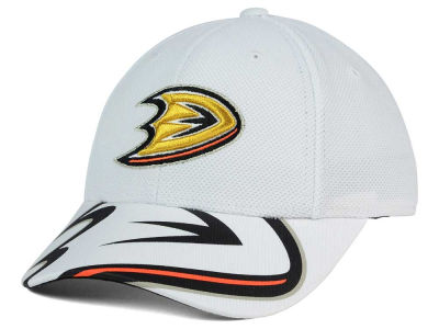 Anaheim Ducks Reebok NHL 2015-2016 Kids 2nd Season Draft Flex Cap
