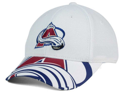 Colorado Avalanche Reebok NHL 2015-2016 Kids 2nd Season Draft Flex Cap
