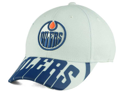 Edmonton Oilers Reebok NHL 2015-2016 Kids 2nd Season Draft Flex Cap
