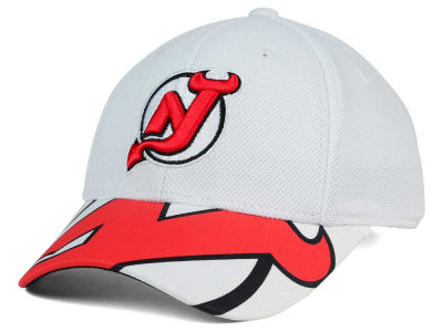 New Jersey Devils Reebok NHL 2015-2016 Kids 2nd Season Draft Flex Cap