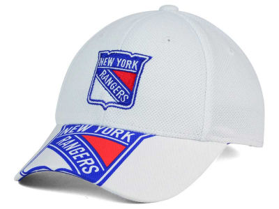 New York Rangers Reebok NHL 2015-2016 Kids 2nd Season Draft Flex Cap