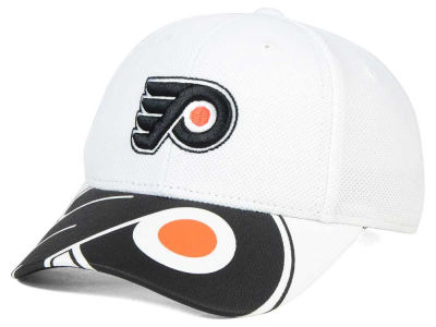 Philadelphia Flyers Reebok NHL 2015-2016 Kids 2nd Season Draft Flex Cap