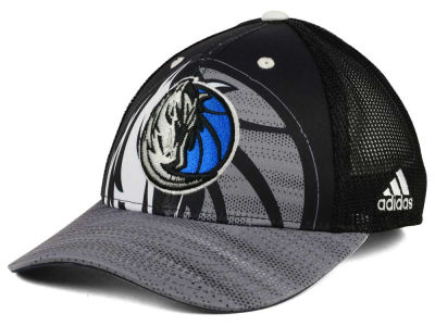 Dallas Mavericks adidas NBA Shadow Trucker Cap