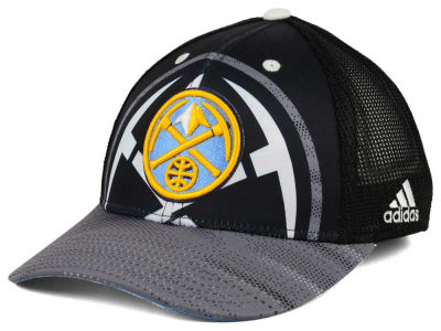 Denver Nuggets adidas NBA Shadow Trucker Cap