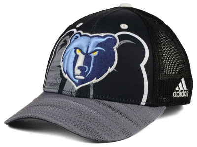 Memphis Grizzlies adidas NBA Shadow Trucker Cap
